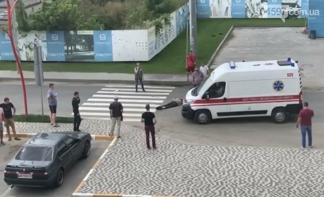 В Ірпені на пішохідному переході збили чоловіка, фото-1