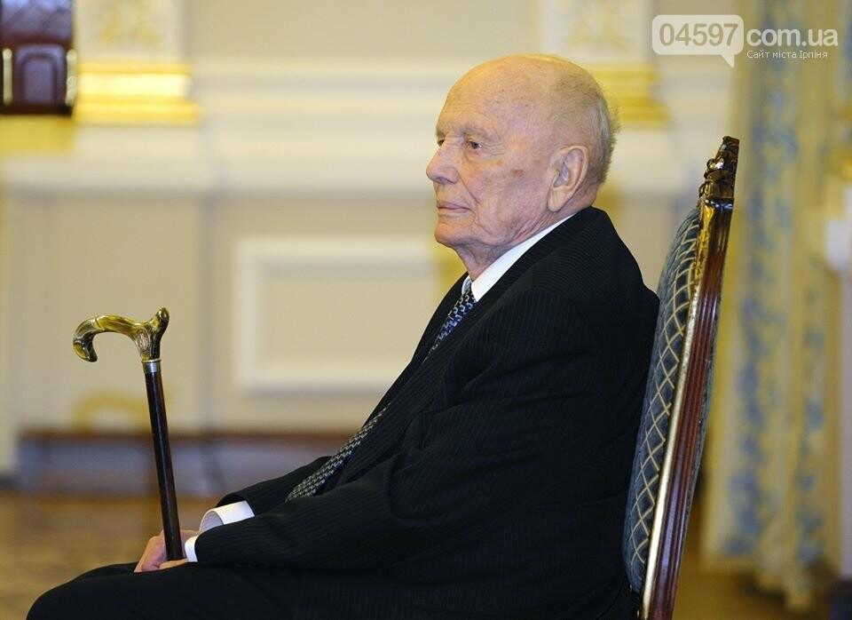 У віці 101 року помер видатний український академік Борис Патон, фото-2