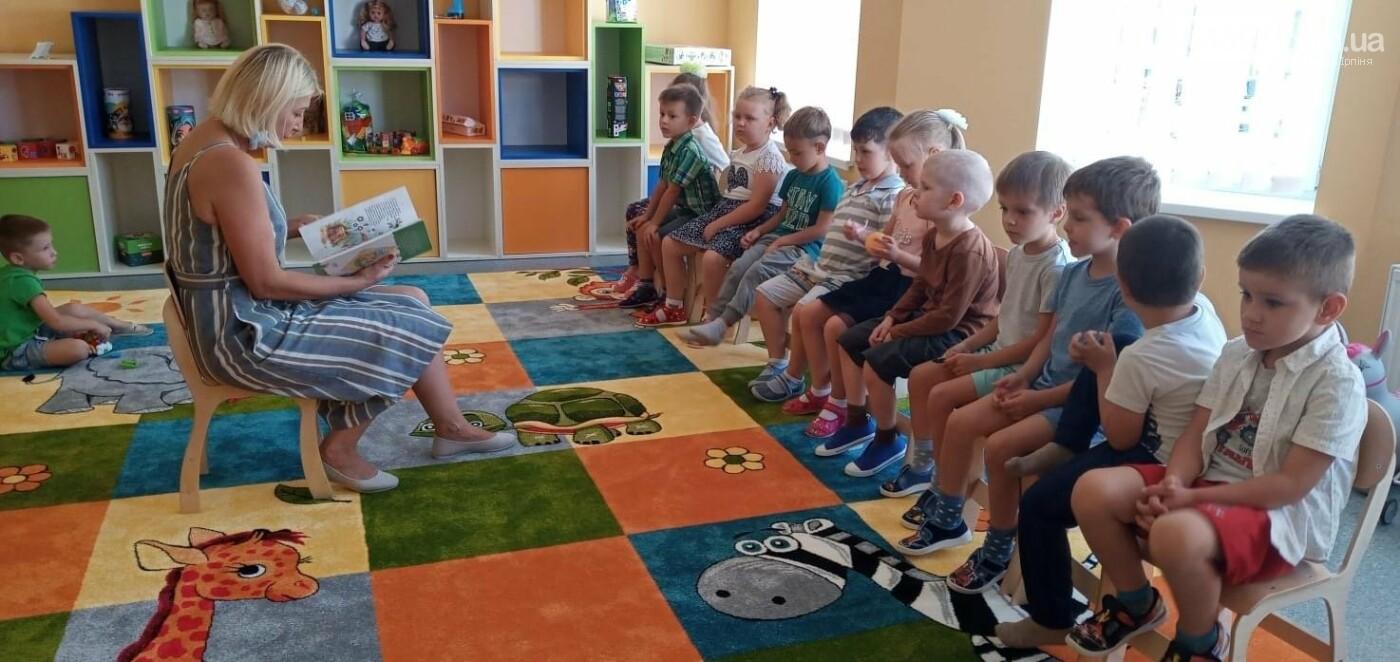 Новий дитсадок «Знайко» відкрив двері для дітлахів, фото-1