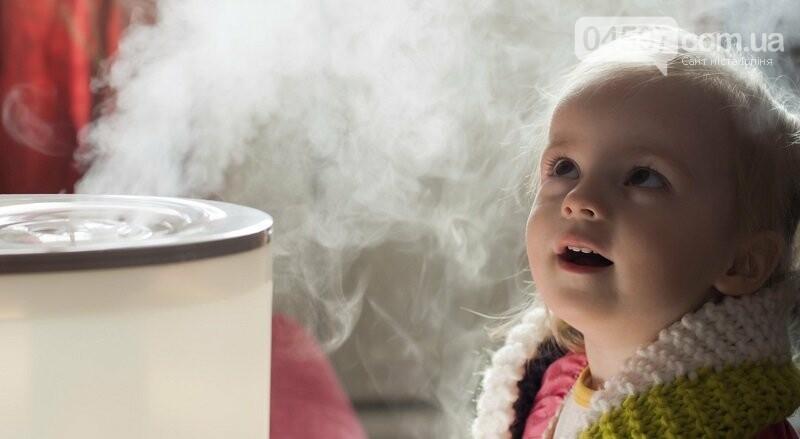 Зволожувач повітря допоможе вашій родині хворіти рідше, фото-1