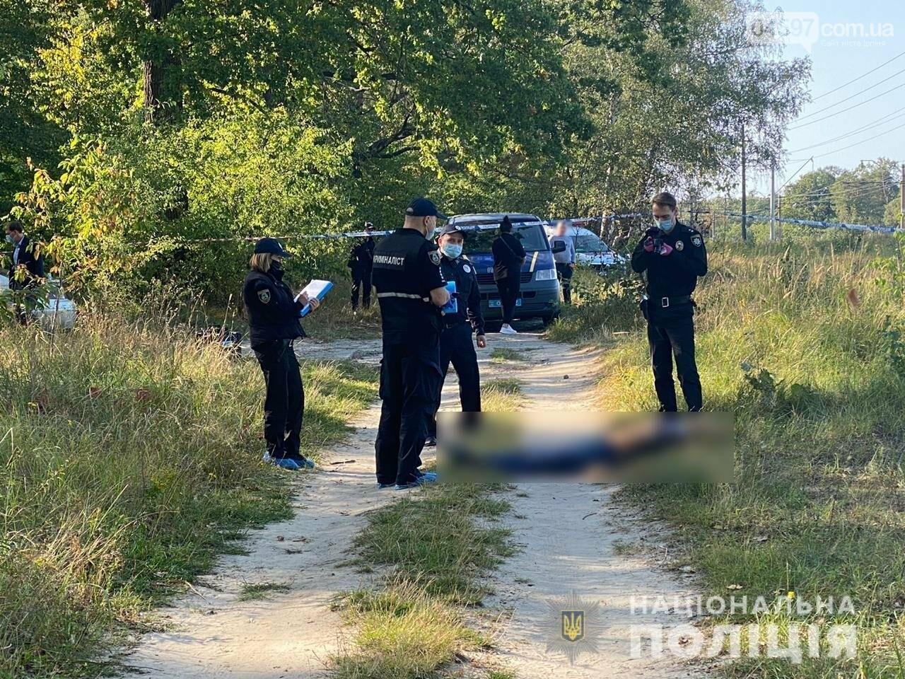 У Ворзелі застрелили чоловіка, фото-1