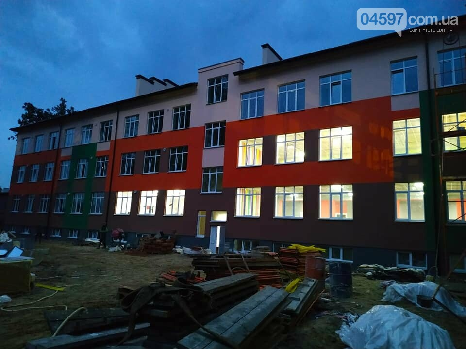 Прибудова школи №1 виглядає утричі більшою за стару, фото-1