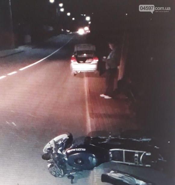 У Бучі сталася ДТП з 17-річним водієм скутера: є постраждалі , фото-1