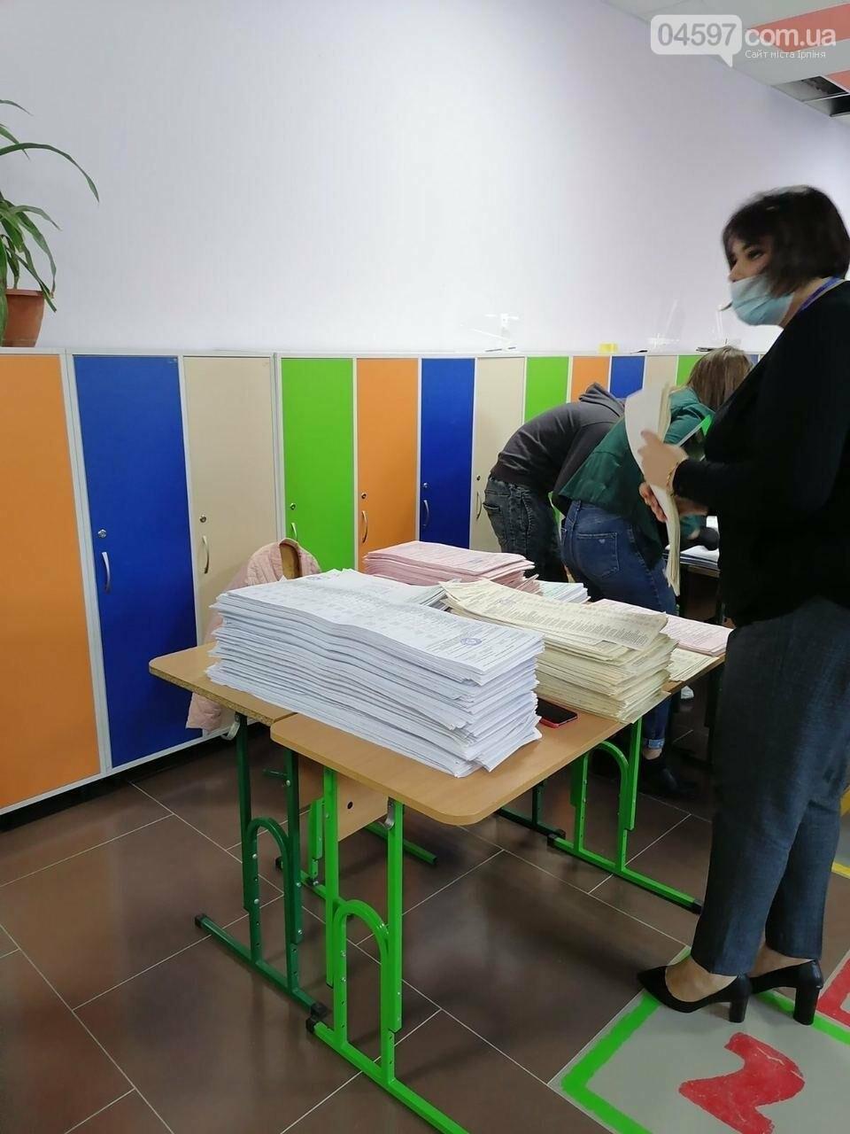 Ірпінь голосує - фоторепортаж, фото-1