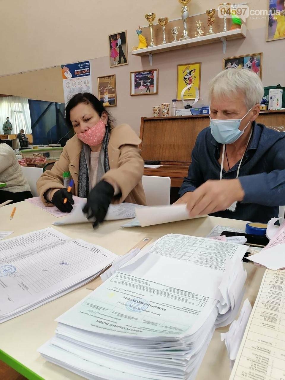 Ірпінь голосує - фоторепортаж, фото-7