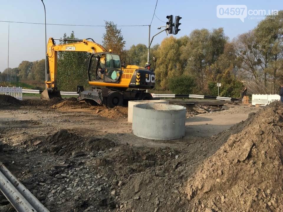 """Дорогу відкриють: """"Ірпіньводоканал"""" завершив ремонтні роботи біля ТЦ """"Жираф"""", фото-3"""