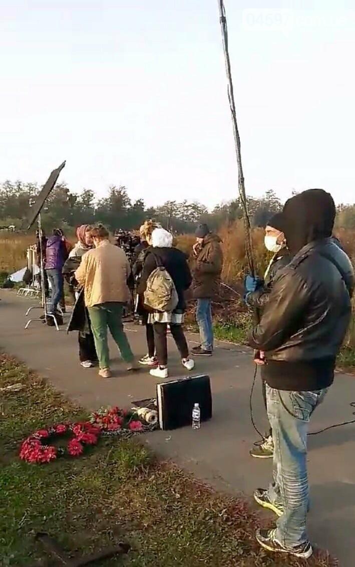 У Гостомелі знімають фільм про люті 90-ті, фото-2
