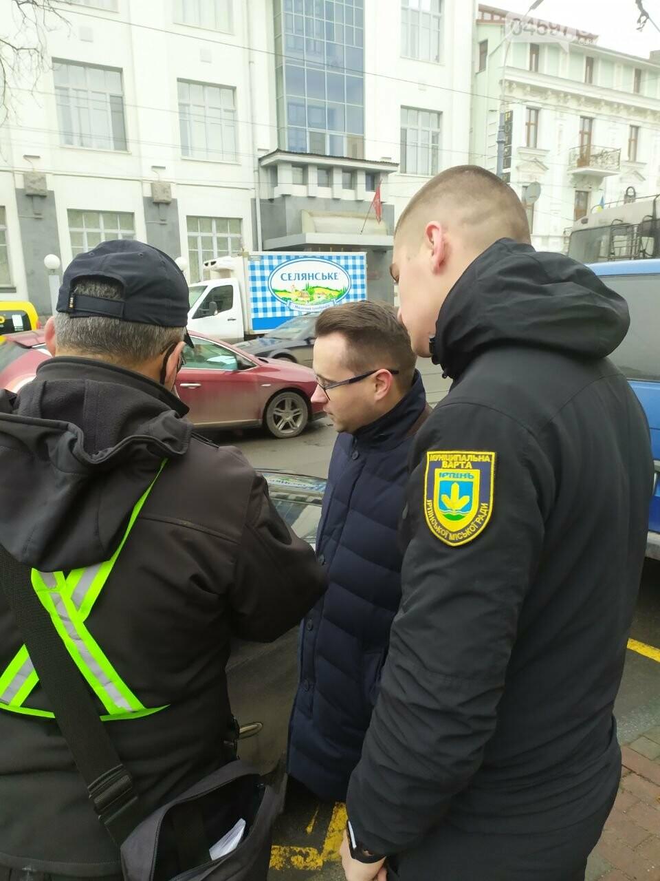 В Ірпені планують ввести штрафи за паркування, фото-1