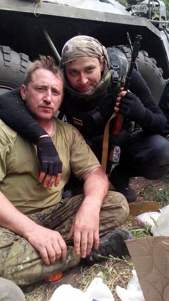 Олександр Ніколаєць (Рижик) став почесним громадянином Ірпеня, фото-1