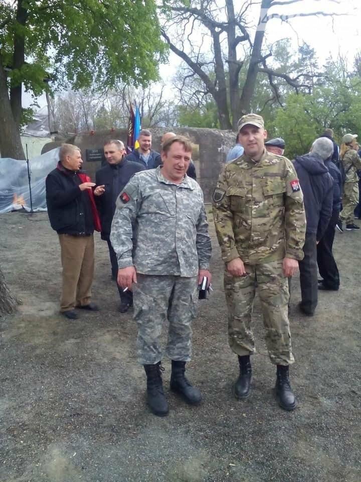 Олександр Ніколаєць (Рижик) став почесним громадянином Ірпеня, фото-2