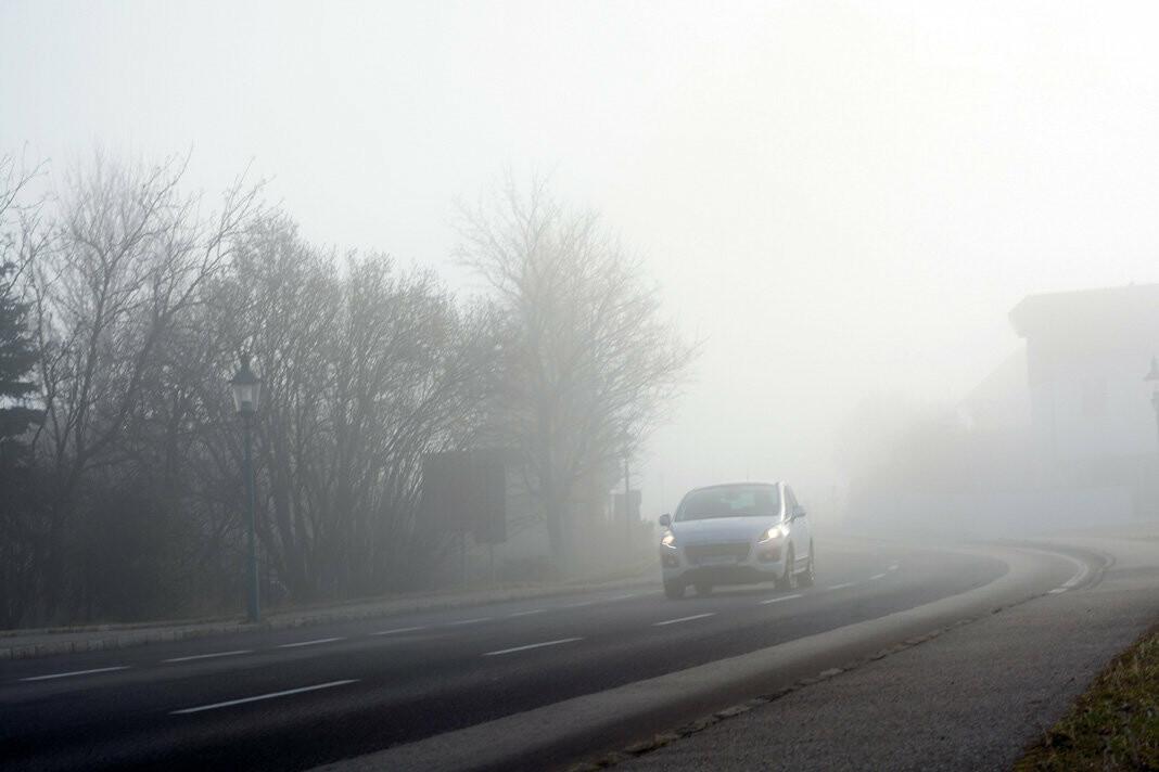 Ірпінь накриє густий туман, фото-1