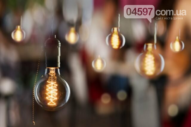 В Ірпені цього тижня знову відключать світло (АДРЕСИ), фото-1