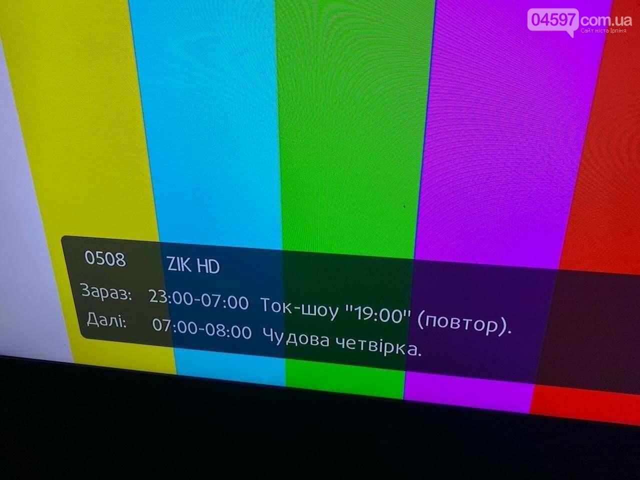Блокування телеканалів ZIK, NewsOne, 112