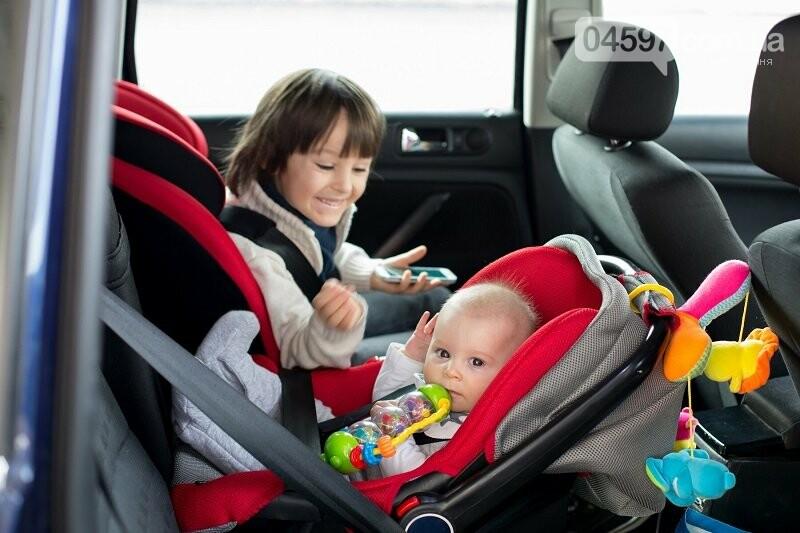 Автокрісло: як обрати захист для дитини, фото-1