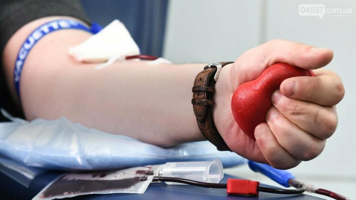 18 лютого -День донора в Ірпені