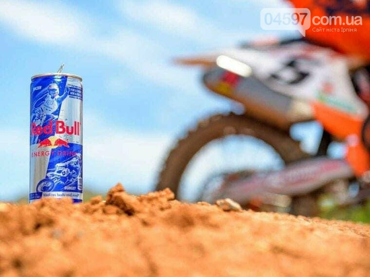 Red Bull Ukraine став партнером Чемпіонату світу з мотокросу