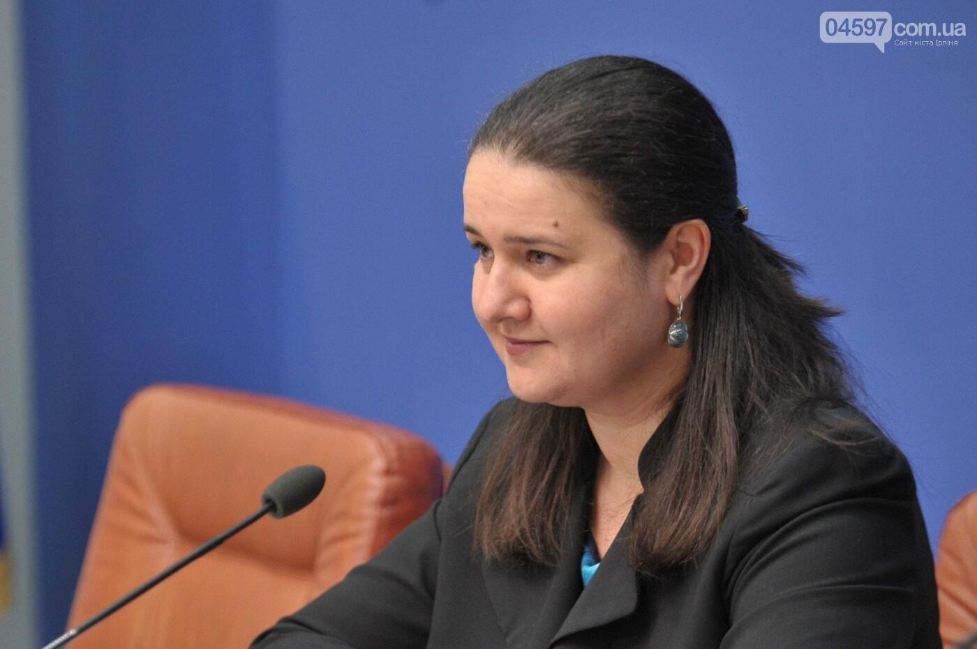 Новий посол України в США Оксана Маркарова