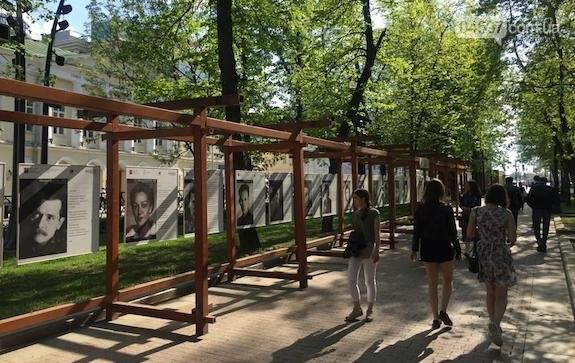Створення Мистецької алеї в Ірпені