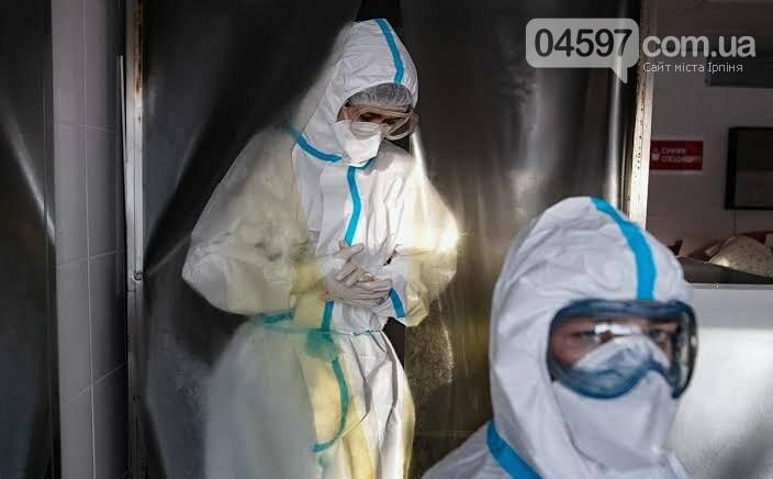 В Ірпені стрімко зростає кількість хворих на covid