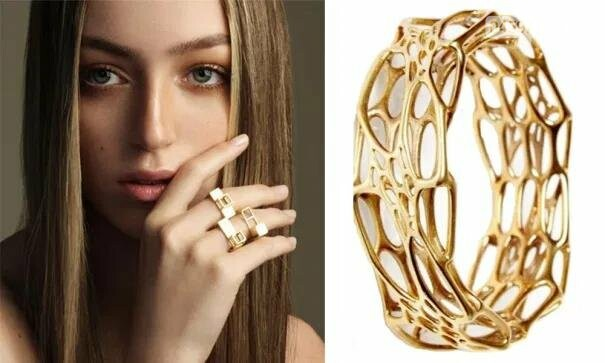 Каталог золотых колец SOVA