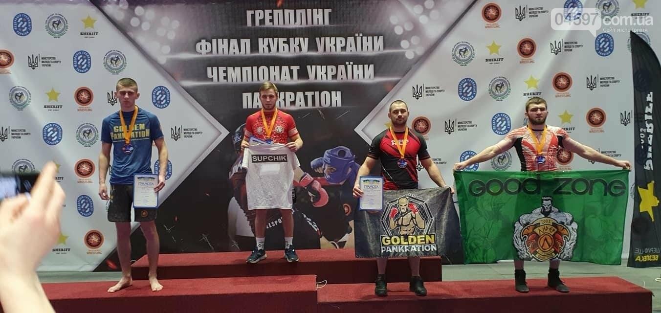 Чоловік секретаря Ірпінської міської пади став чемпіоном України