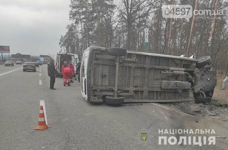 Аварія на Новоірпінській трасі, двоє загинуло на місці