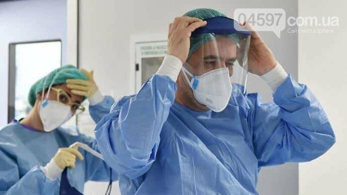 В Ірпені більше 300 хворих на COVID-19 за останній тиждень