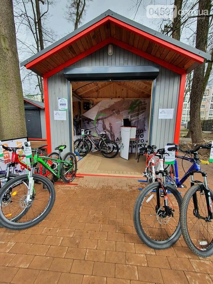 Прокат велосипедів в Ірпені