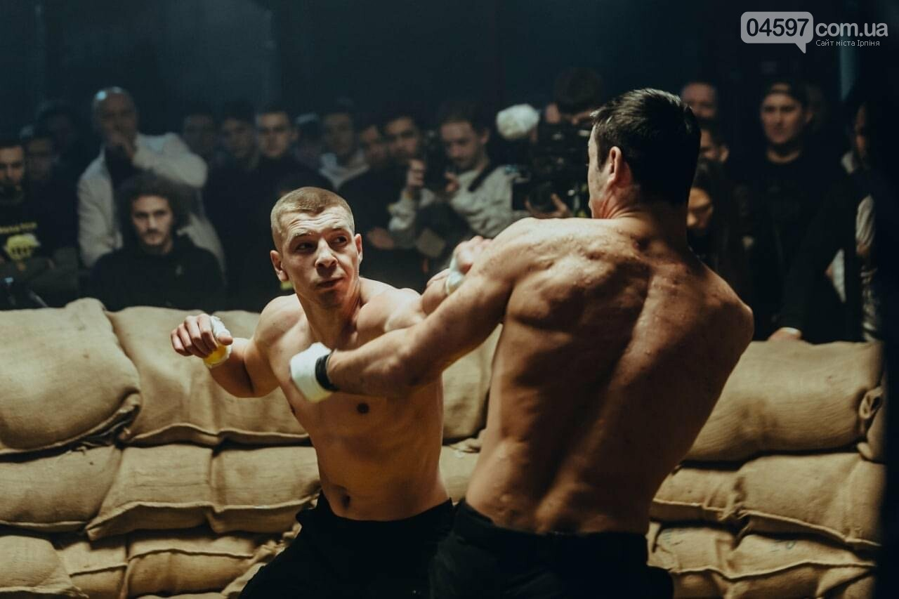 Муніципал з Ірпеня переміг одесита в кулачних боях