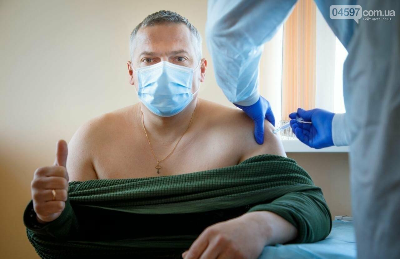 Гостомельські гвардійці приступили до вакцинації - командир перший, фото-3
