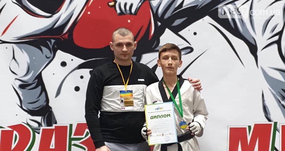 Ірпінські спортсмени здобули чотири медалі на чемпіонаті України з тхеквондо, фото-4