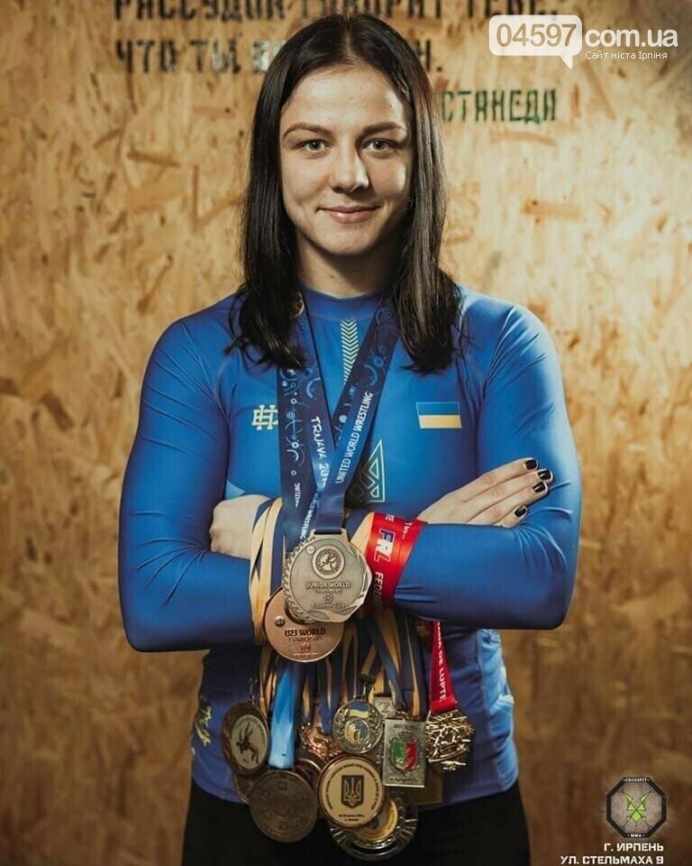 Ірпінська борчиня вийшла у фінал чемпіонату Європи, фото-2
