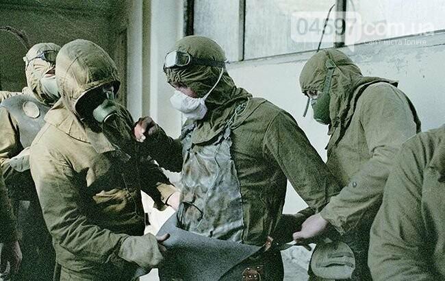 Перші ліквідатори. Фото з мережі Інтернет