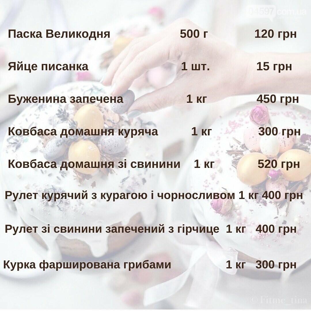 Великдень 2021: де замовити смачні паски в Ірпені, фото-3