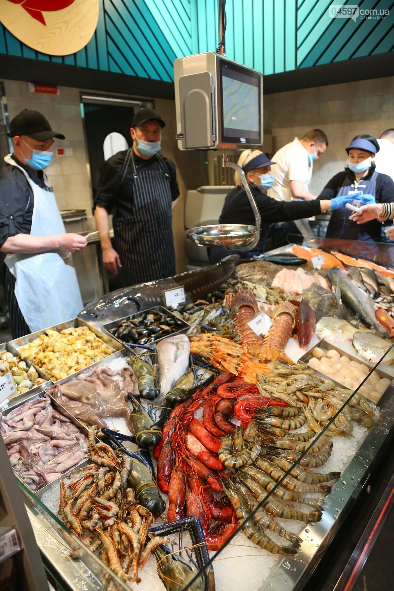 Food Market в Епіцентрі. Фото rau.ua