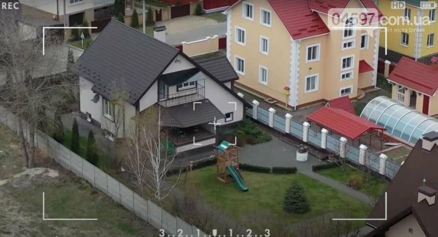 Будинок Усіка у Ворзелі. Фото showbiz.today.ua