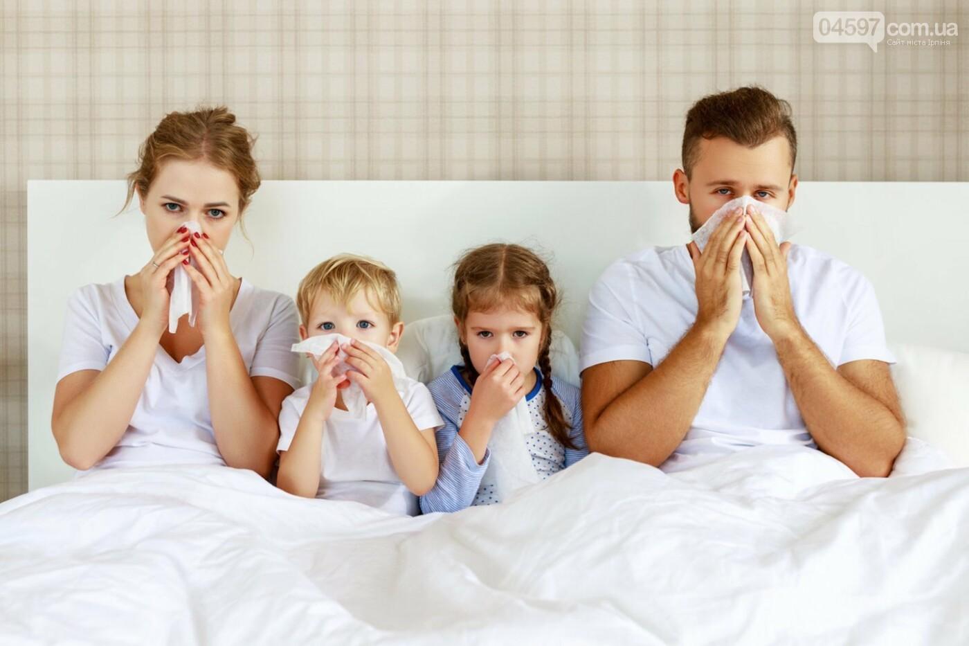 Як швидко вилікувати нежить у дитини і дорослого. Як відновити нюх та смак, фото-1