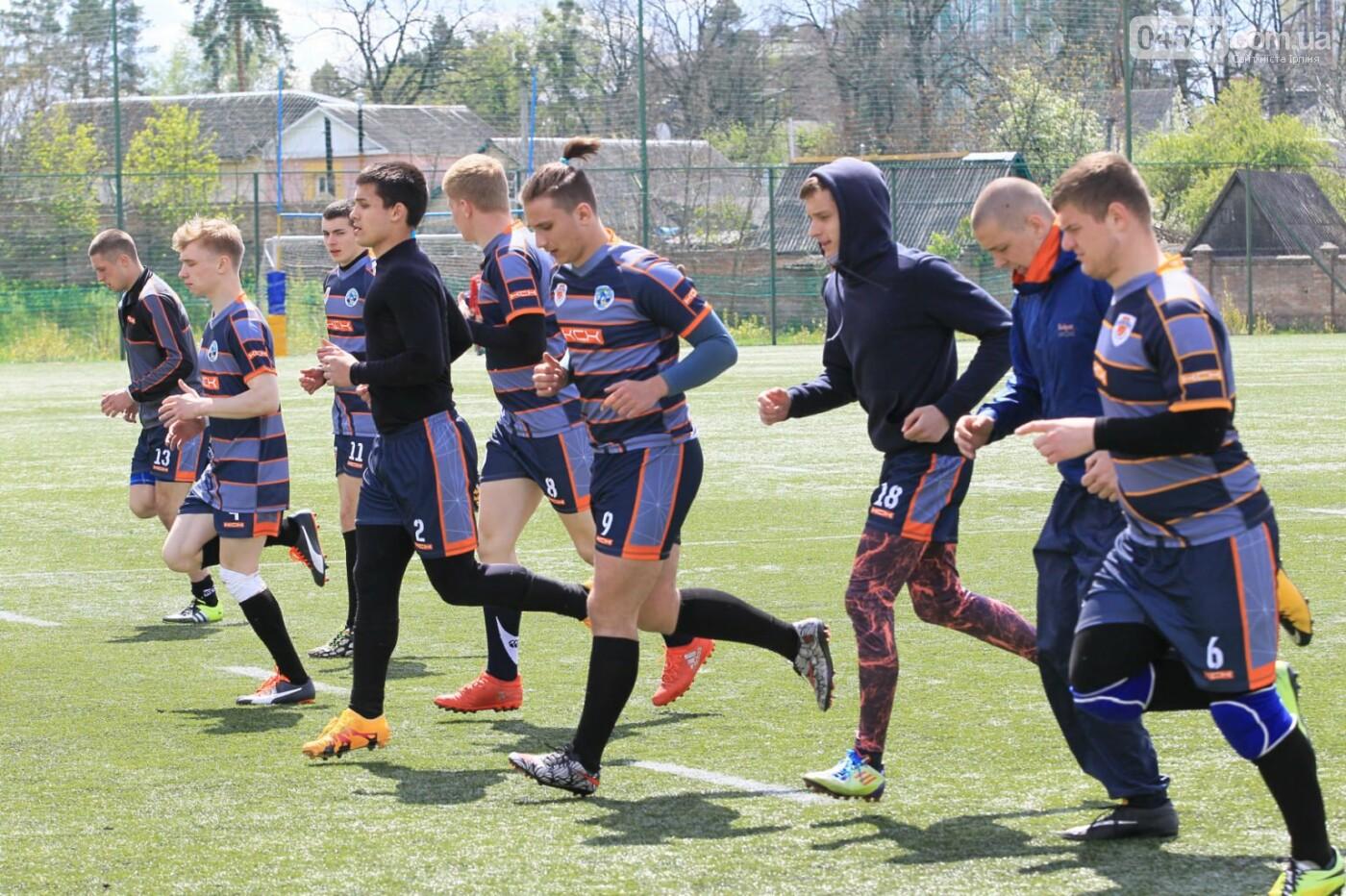 Ірпінчани здобули перемогу в першому турі чемпіонату України з регбі-7 серед юніорів , фото-3