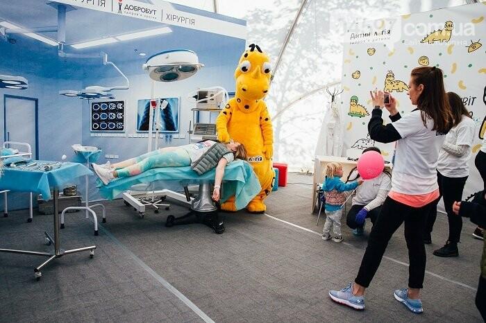 Добробут влаштує свято для дітей в Ірпені