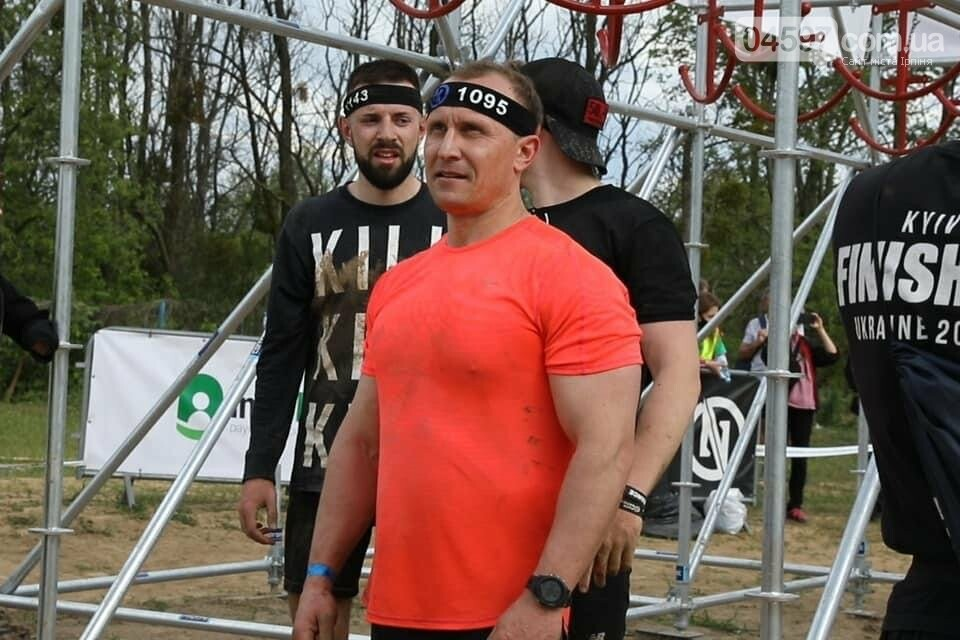 Начальник поліції Андрій Нєбитов пройшов гонку Race nation