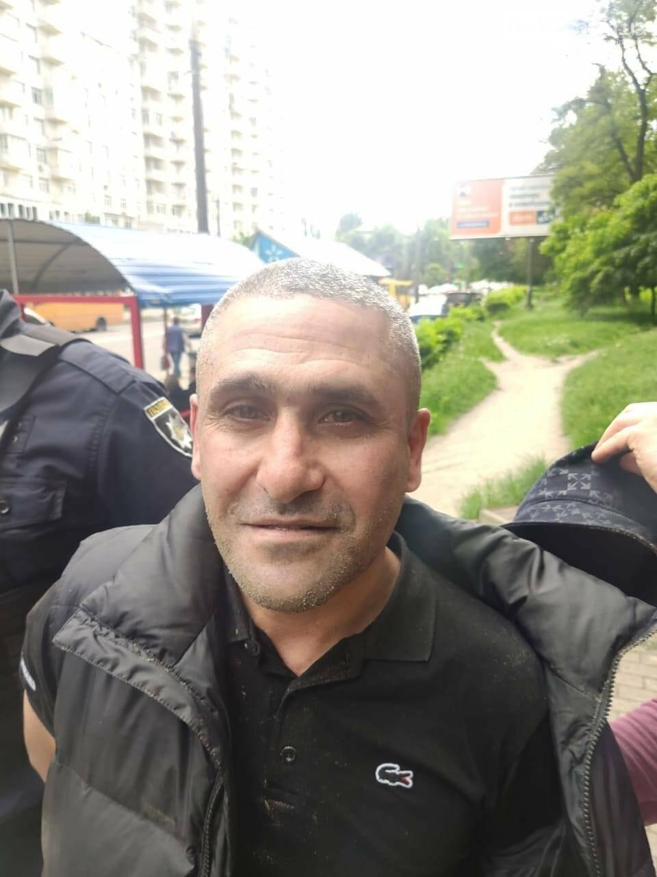У Києві спіймали ірпінського втікача, фото-1