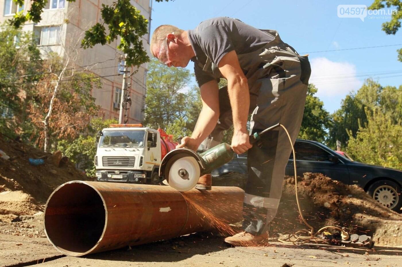 Маркушин розповів, як прокладатимуть дощову каналізацію в Ірпені, фото-1