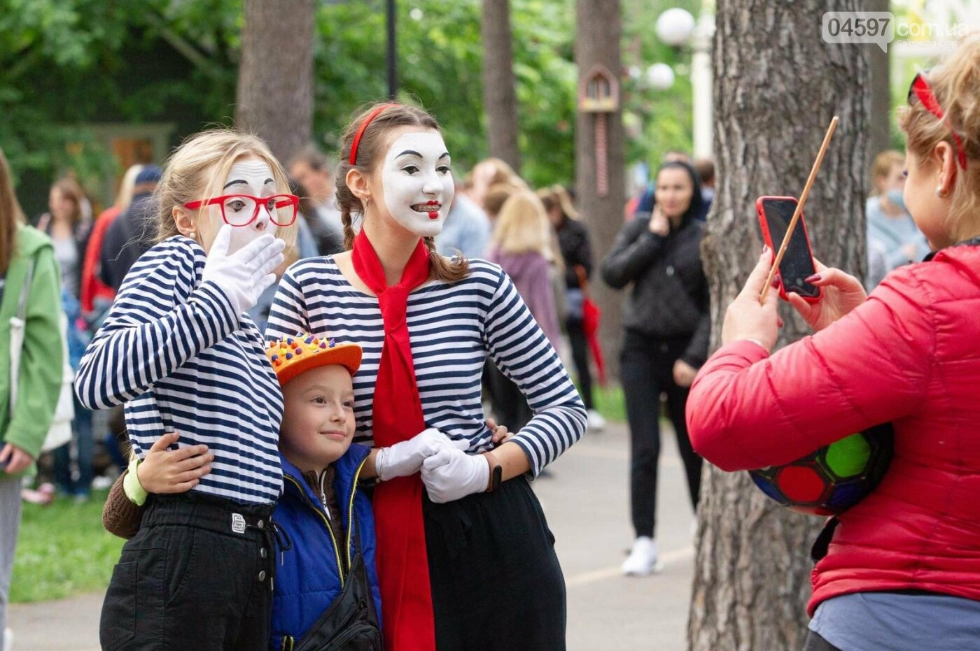 День захисту дітей в Ірпені, О. Гриб