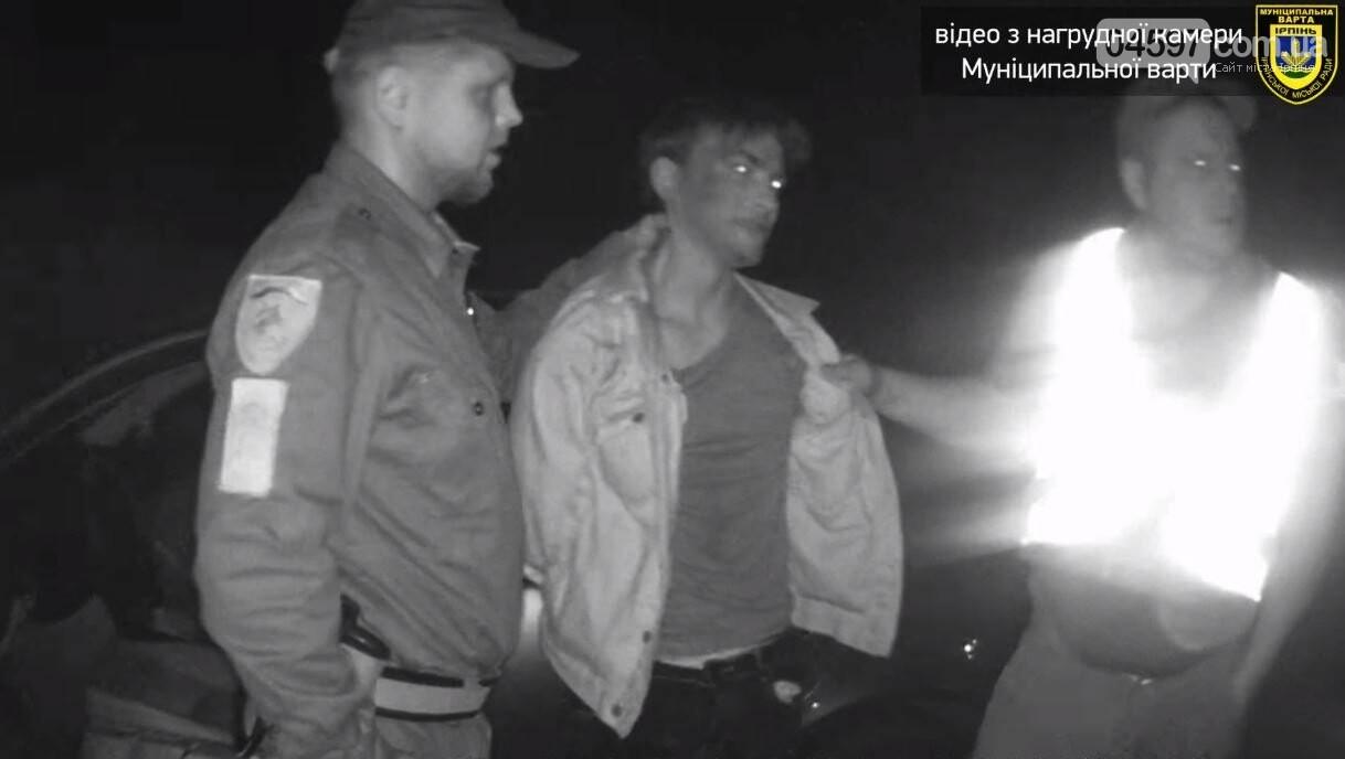 П'яного водія затримала поліція