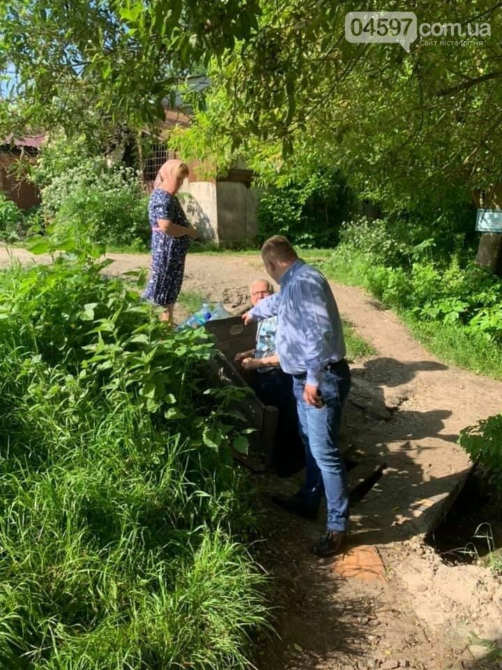 У Романівці воду з джерела перевірили на якість