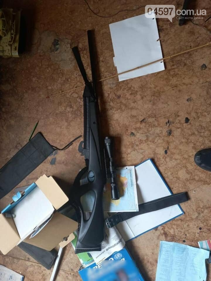 У Бучі підліток застрелив товариша під час гри, фото-1