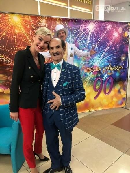 Депутатка Ірпінської міськради Віолетта Дворнікова і Григорій Чапкіс