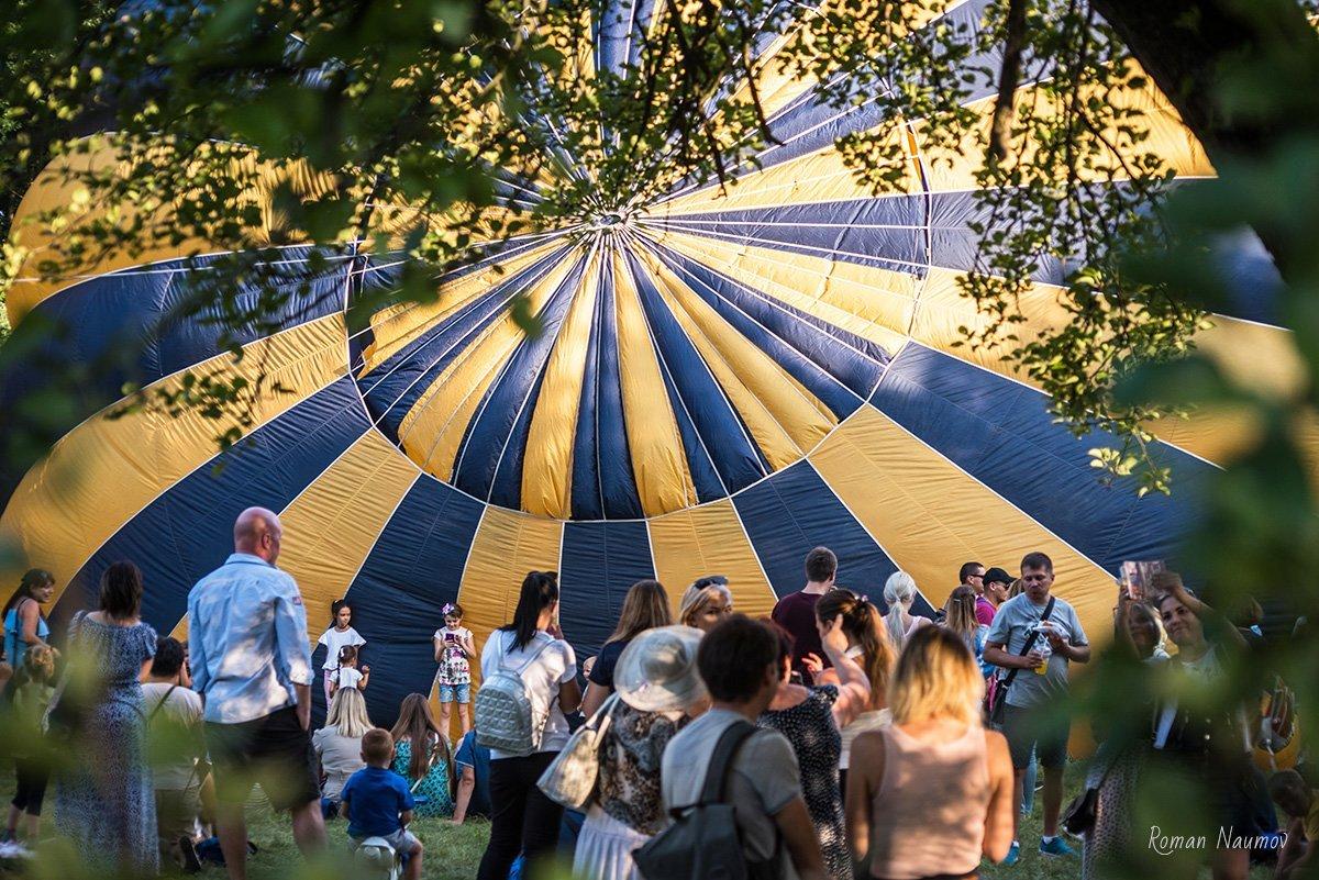 До Дня Незалежності влаштують масштабний фестиваль повітряних куль «Олександрійська феєрія», фото-3