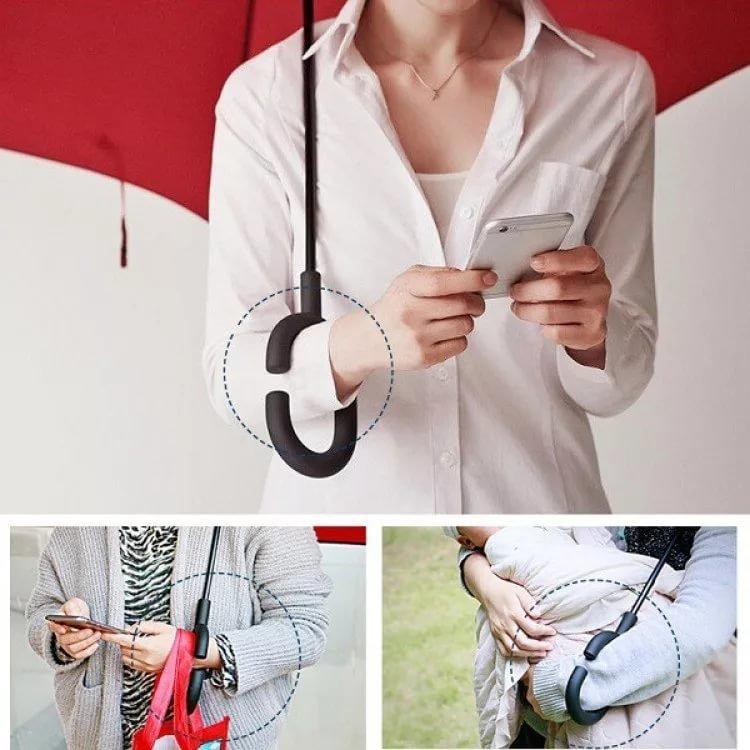 Аксесуар необхідний в будь-яку пору року - парасолька Up-brella!, фото-4