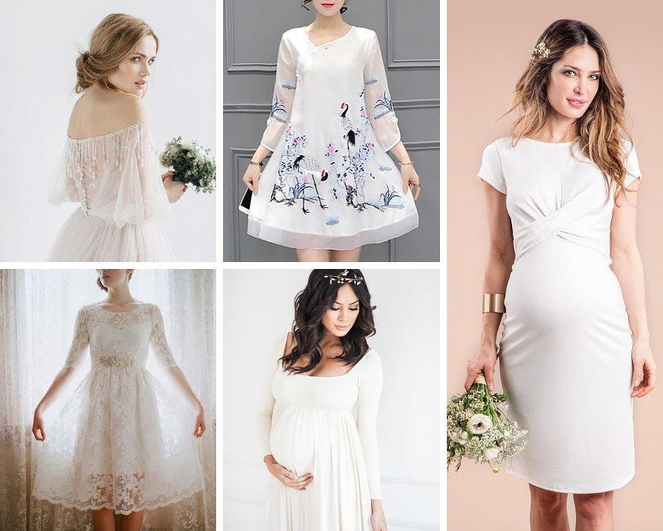Вечірні сукні для вагітних жінок, фото-1
